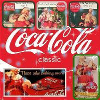 Santa Helps Coca-cola