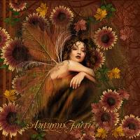 I Am an Autumn Faerie