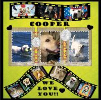 Cooper - You are loved!