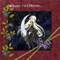 Because I am ...
