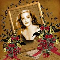 Tribute page for Bette Davis !
