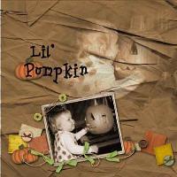 Lil' Pumpkin