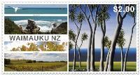 Stamp Waimauku NZ