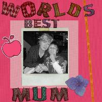 Mowg the best mum in world