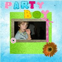 I am Sam Party Boy