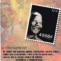 Scrap a stamp - Mr N. Mandela