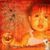 Happy Halloween Challenge