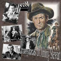 The many faces of Jimmy Stewart