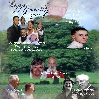 Immediate Family Tree