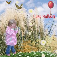 Lost............Balloon