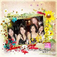 Girl Friends - Studio 23