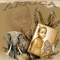 A Girl From Africa
