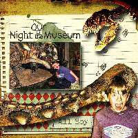 Our Night at the Museum