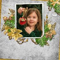 Gray Family Christmas 2009 IV