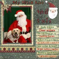 Cooper's wish list