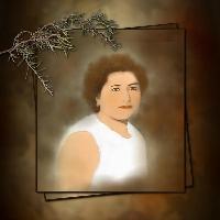 Sonya's Mom - Hand Painted