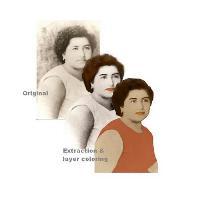 Sonya's Mom - Recolored