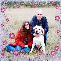 Artistic family portrait