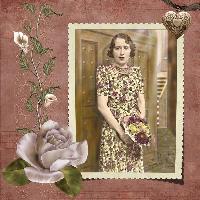Lillian Venn Re-colour