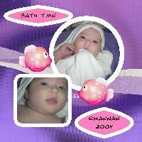 Rhiannan Bathtime
