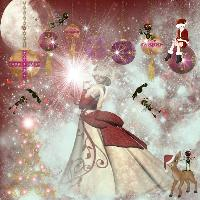 Xmas Wonderland Fantasy