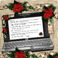 ~ My letter To Santa ~