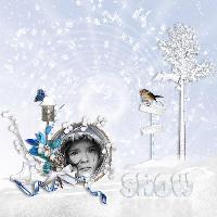 I Love Winter by MDesigns