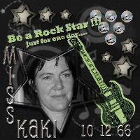 Me as a rockstar