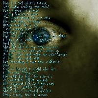 BLUE poem by Boy
