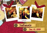 Italiannis Xmas Party