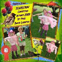 Darcie & the Scarecrow