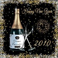 Happy New Year To My SBF Friends