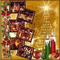 Disneyland Of Christmas Lights