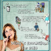Mimi's Resolutions For 2010