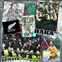 KA MATE - ALL BLACK HAKA