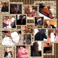 Keeton's Christmas Collage