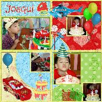 Joaqui's Birthday