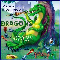 Dragon Motto