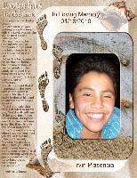 In Loving Memory of Irvin Plasencia