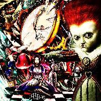 ~Scary Alice In Wonderland~