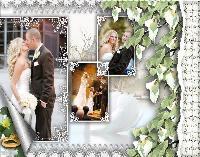 Shabby chic wedding 3.....