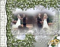 Shabby chic wedding 5.....