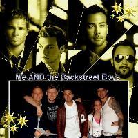 Me And The Backstreet Boys