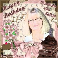 Happy Birthday Chocoholic