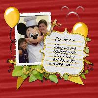 Disney World 2002