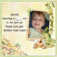 Get well Jacob