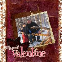 My Valentine's, My Boys
