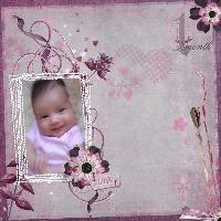 Marielle 1month