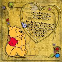 From Pooh with love..xxx
