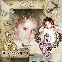 Lola my girl..............